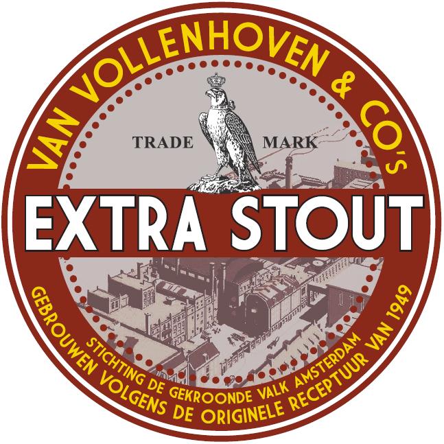 Van Vollenhoven & Co's Extra Stout